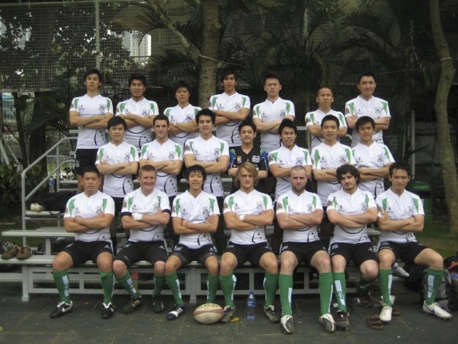 2007 2008 HKU Varsity XV