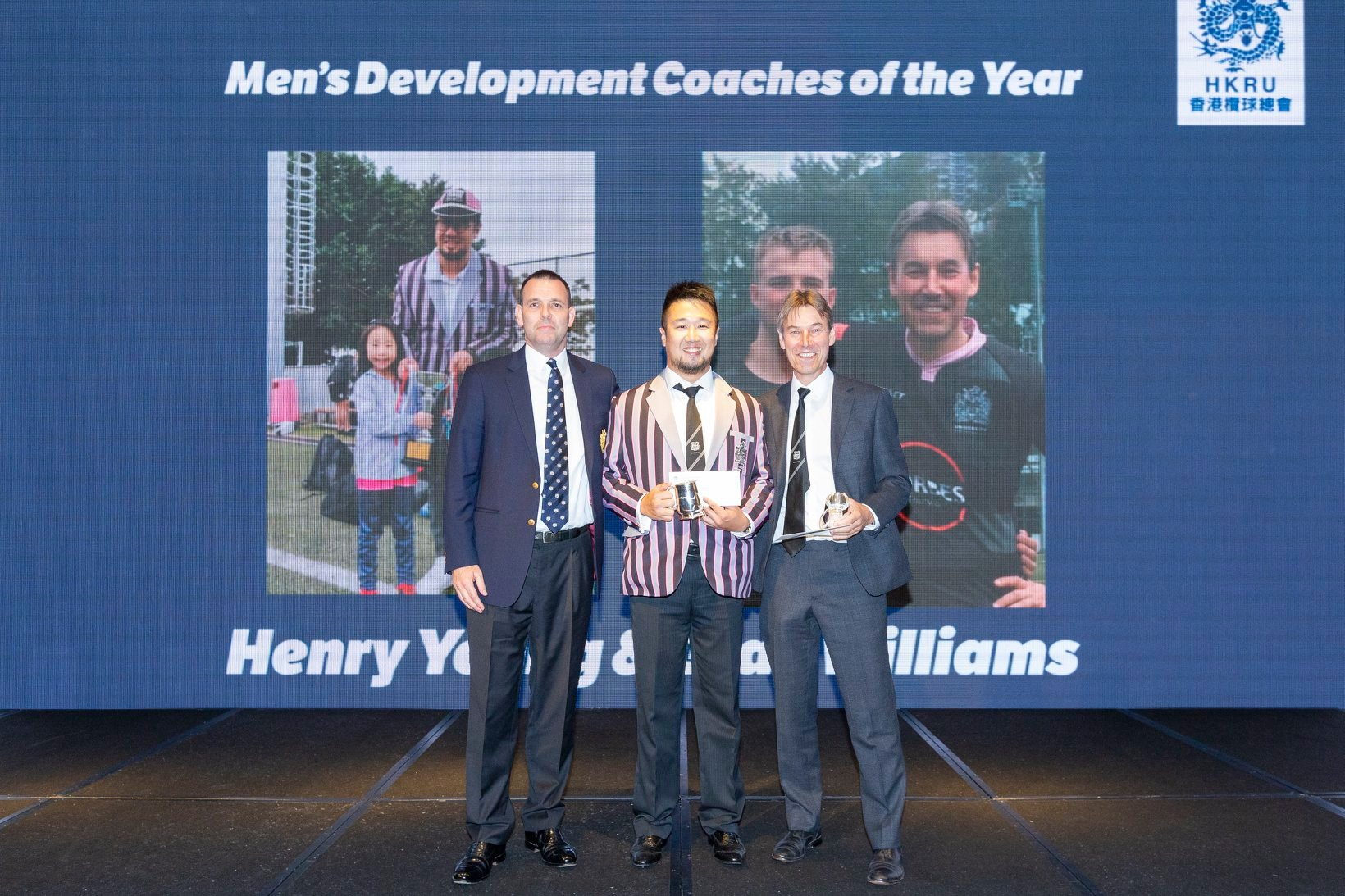 Development Coaches Of The Year 2018/19